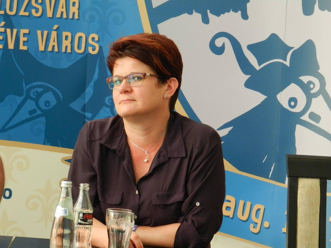Fostul viceprimar al Clujului, Anna Horvath, premiată şi lăudată la Budapesta de vicepremierul Ungariei