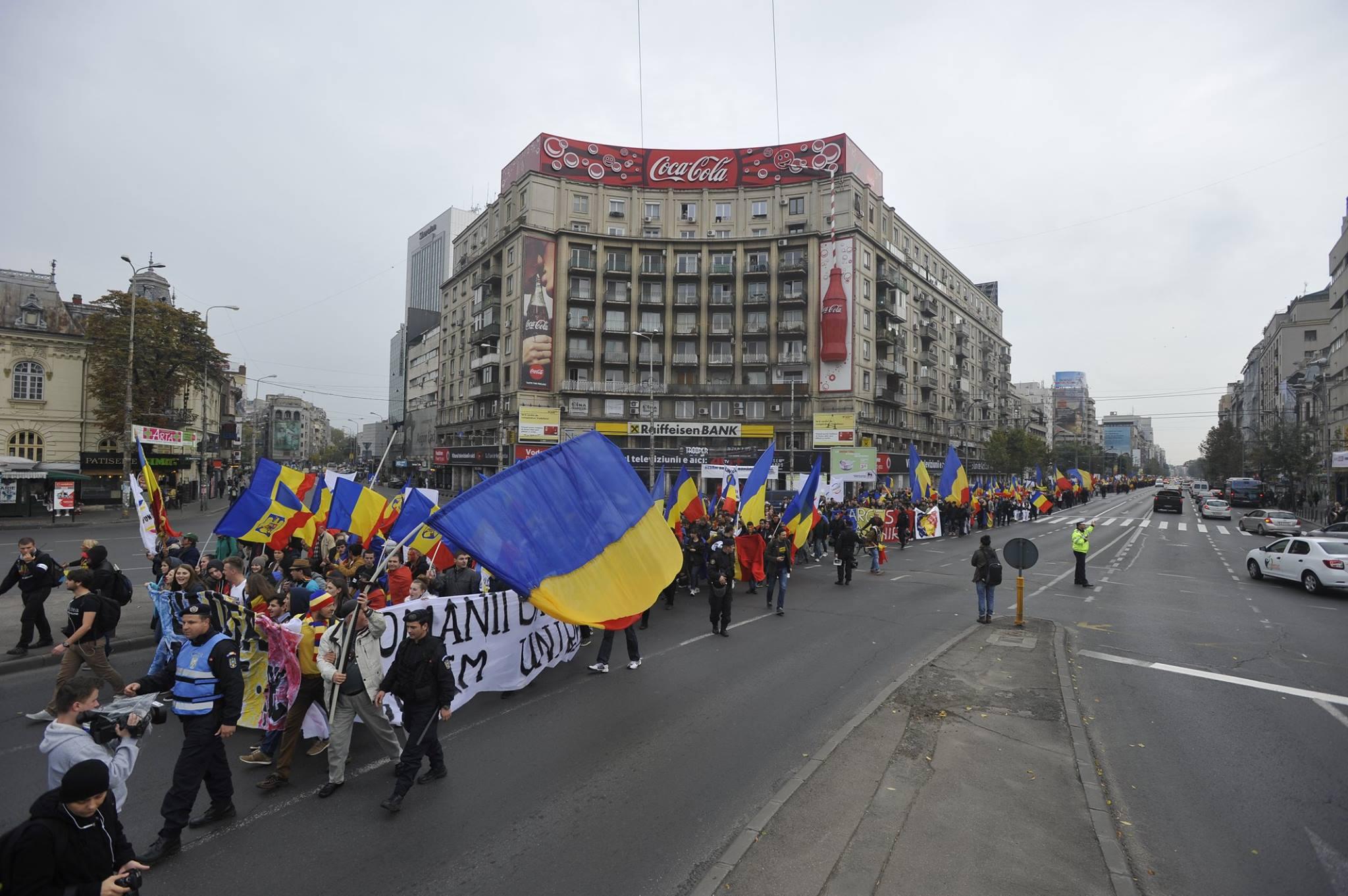 Unirea cu Republica Moldova, de la vorbe la fapte!