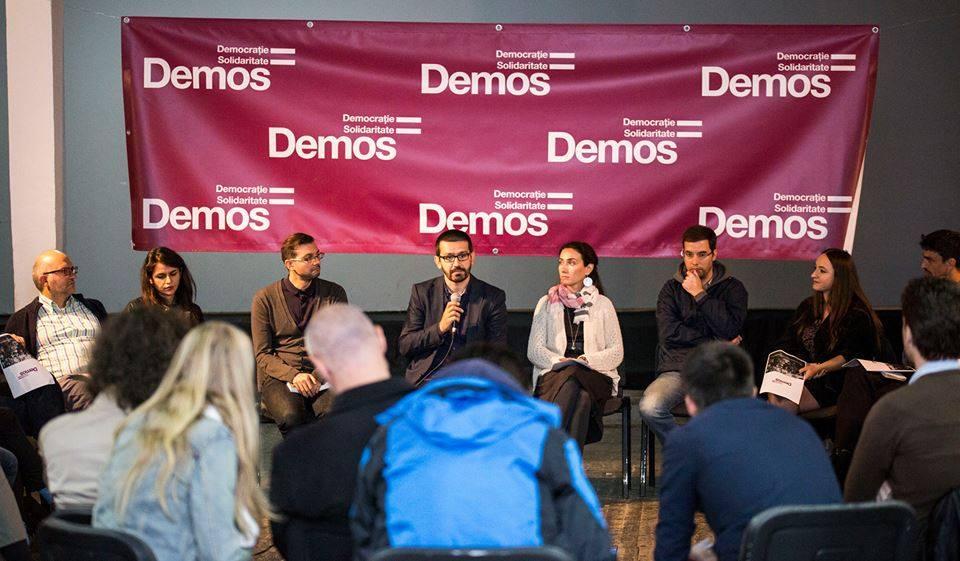 La Cluj s-a lansat mișcarea civico-politică de centru stânga Demos