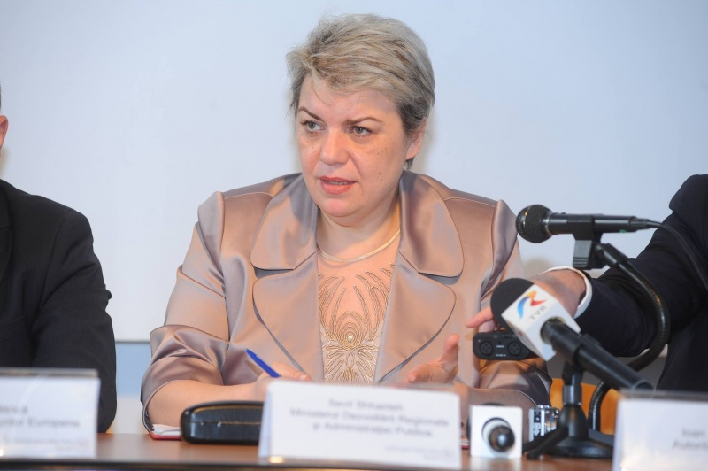 Sevil Shhaideh, propunerea PSD+ALDE la funcția de prim-ministru