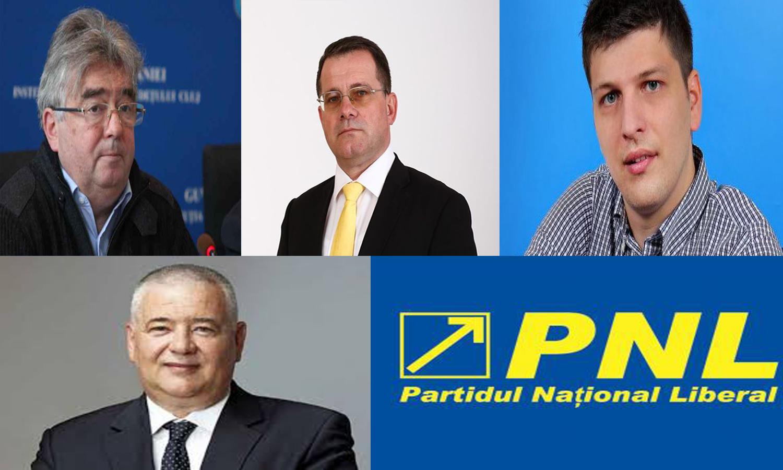 Parlamentarii PNL Cluj, la raport, după primele 3 luni din noul mandat!