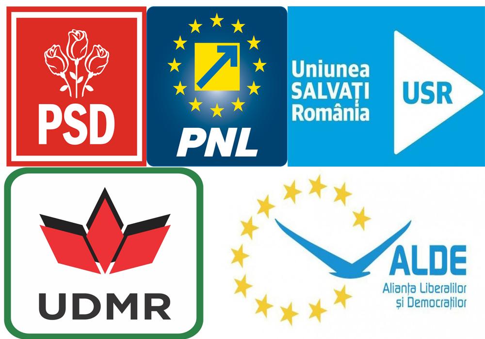 Cine sunt noii reprezentanți ai Clujului în Parlamentul României după alegerile de duminică?
