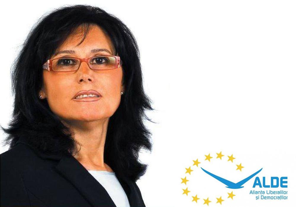 Steluța Cătăniciu s-a înscris în grupul PSD
