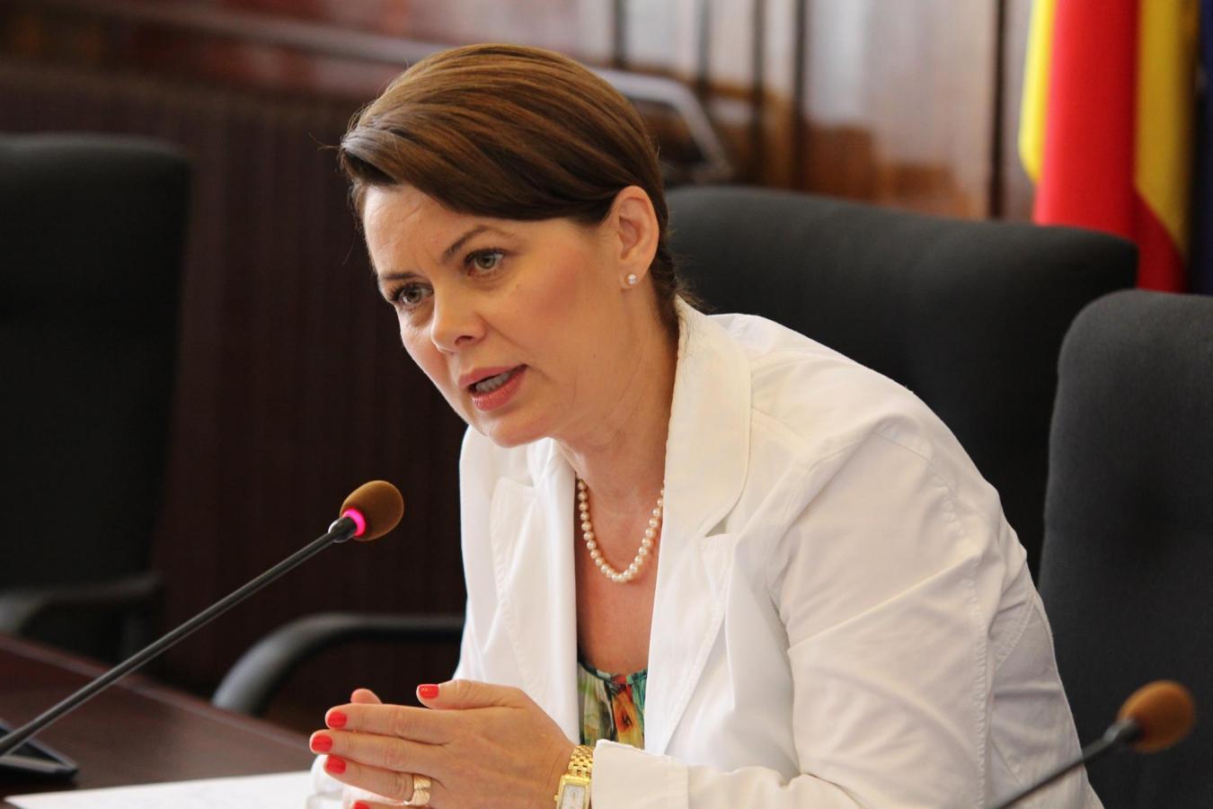 """Aurelia Cristea: """"În PSD e o dictatură pe care nu am văzut-o în ultimii 20 ani"""""""