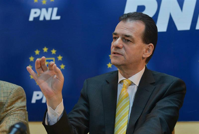 LUDOVIC ORBAN, noul președinte al PNL !
