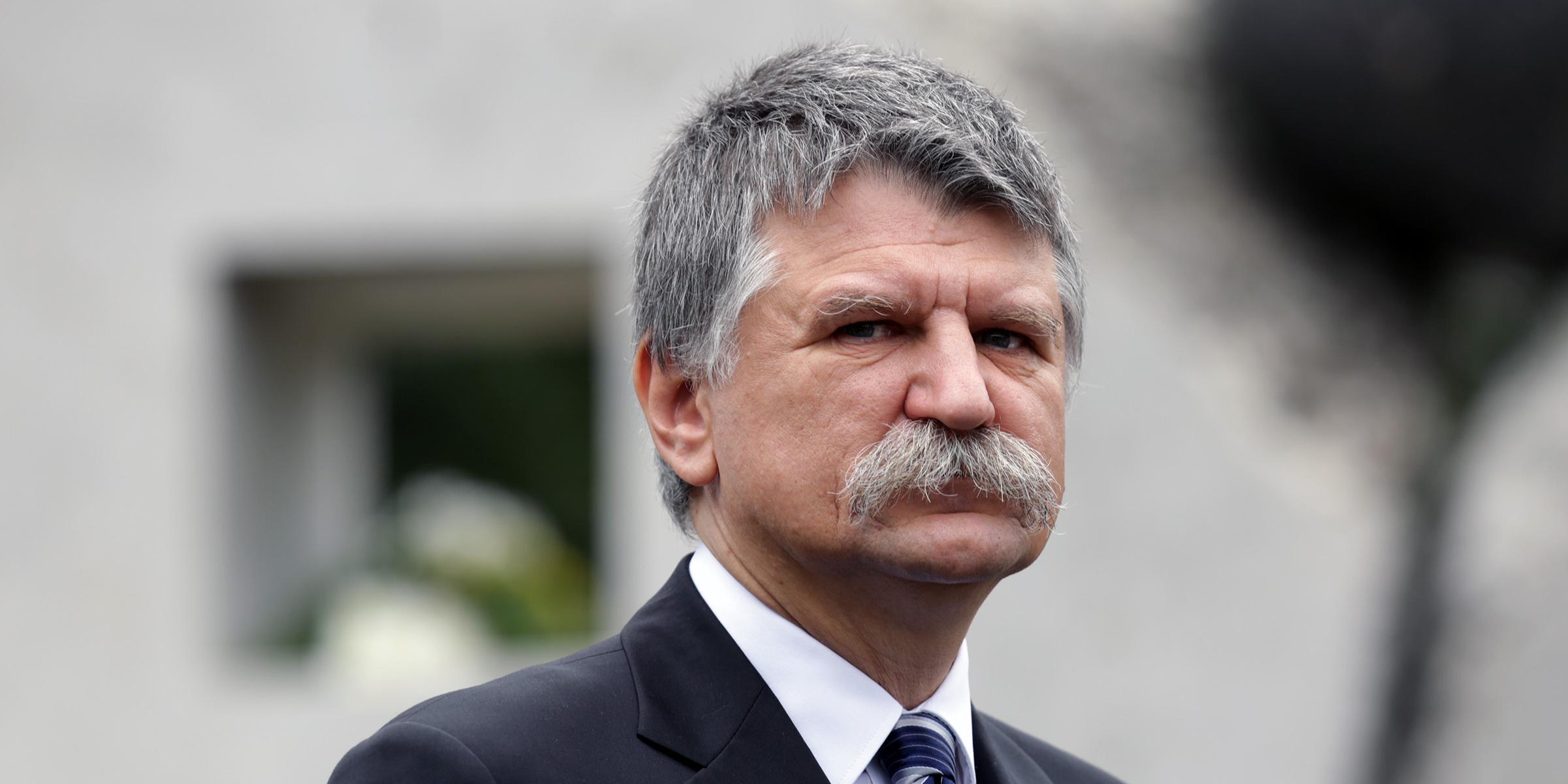 """Președintele Parlamentului Ungariei, la Cluj: """"În Europa s-a declanșat un atac la adresa statelor naționale"""""""