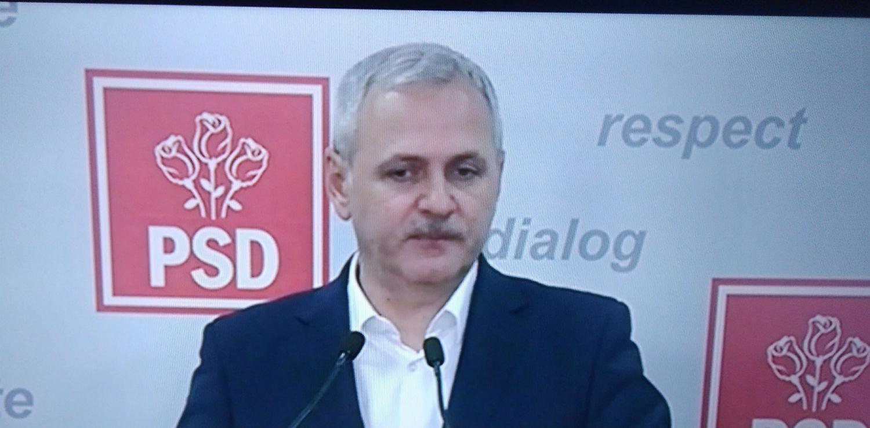 """Liviu Dragnea: """"Am mână proastă la alegerile de premier, aşa că mâine nu voi face nicio propunere. Cred că Iohannis va respecta Constituţia şi ne va accepta nominalizarea"""""""