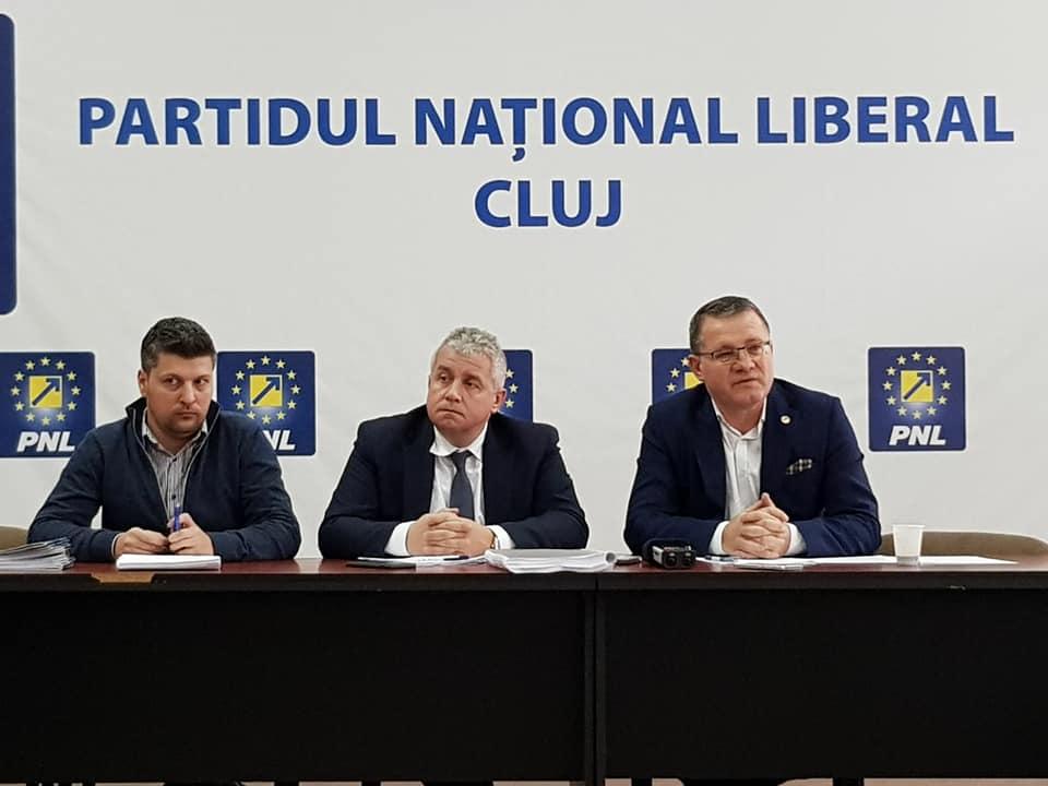 """Cartea neagră a guvernării PSD-ALDE, prezentată de PNL Cluj – Daniel Buda: """"PSD dăunează grav românilor"""""""