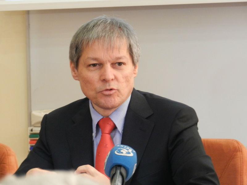 Cioloș, ales lider al unui grup din Parlamentul European