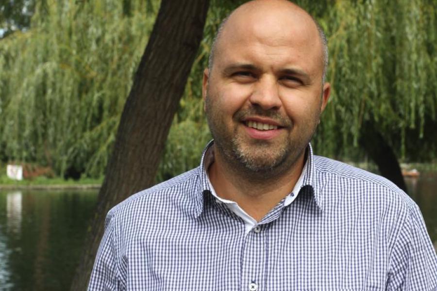 """Deputatul clujean Emanuel Ungureanu, """"adoptat"""" de USR Buzău, unde va candida pentru un nou mandat"""
