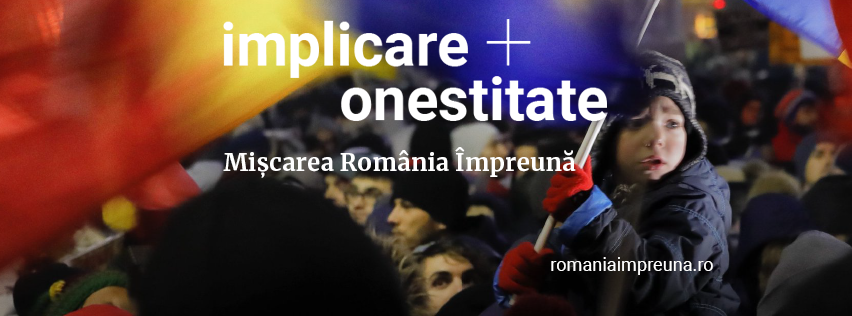 16.000 de români s-au înscris în noul partid Mişcarea România Împreună în două zile
