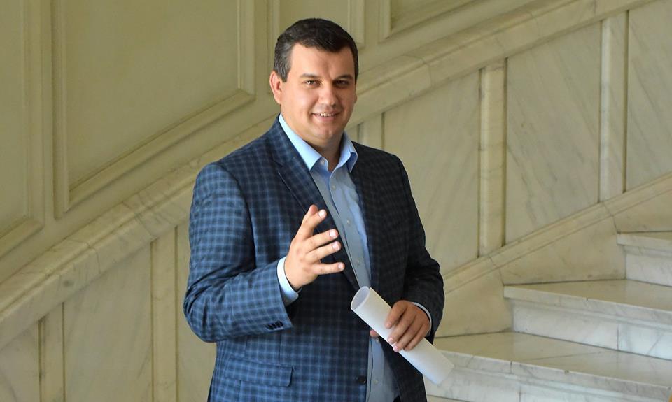"""Eugen Tomac, presedinte PMP, la Cluj: """"Doar liderii PSD aveau interesul să compromită acţiunea din 10 august"""""""