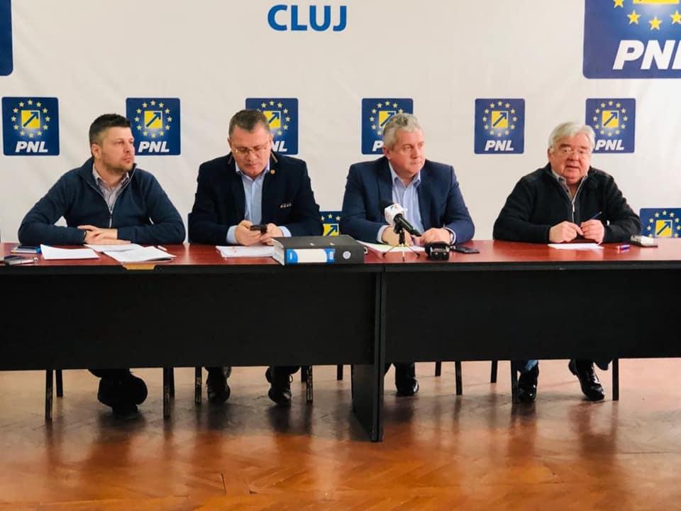 PNL Cluj cere guvernului PSD-ALDE abrogarea de urgență a ordonanței de modificare a legilor justiției!