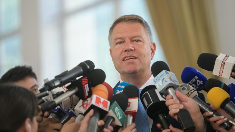 "Klaus Iohannis: ""PNL și USR-PLUS pot pune baza unei alternative la actuala guvernare eșuată a PSD"""
