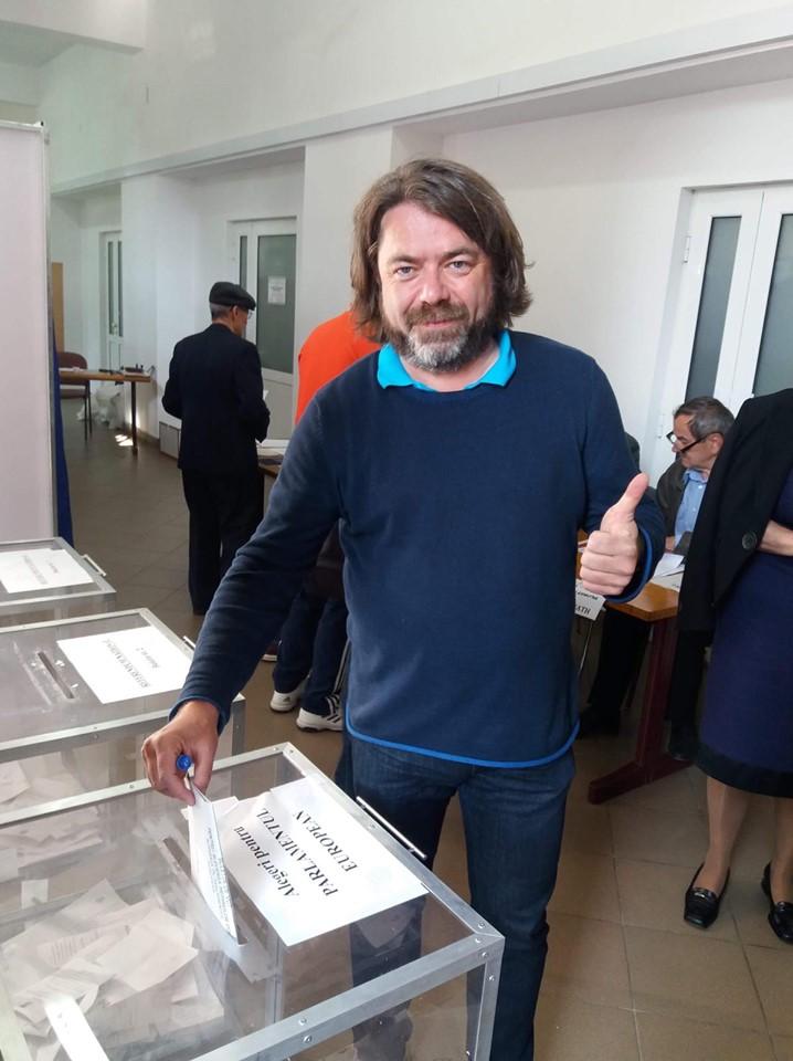 Senatorul USR Mihai Goțiu intră în lupta pentru Consiliul Județean Cluj