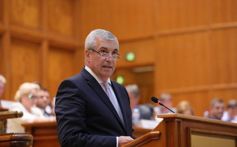 Tăriceanu a renunțat la candidatura la prezidențiale 2019