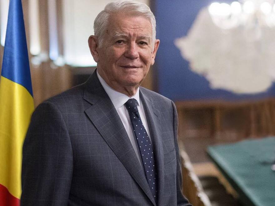 Teodor Meleșcanu, ales președinte al Senatului în al doilea tur