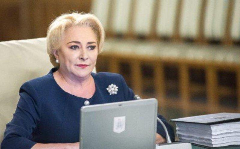 Guvernul Dăncilă, restructurat: 7 miniștri pleacă, 5 ministere se desființează