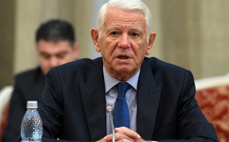 """Meleşcanu a demisionat de la şefia Senatului: """"Am decis să mă retrag"""""""