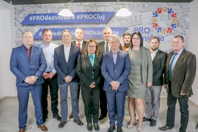 PRO România Cluj a validat 12 dintre candidații care vor intra în cursa pentru alegerile locale! Se așteaptă contracandidatul lui Emil Boc!