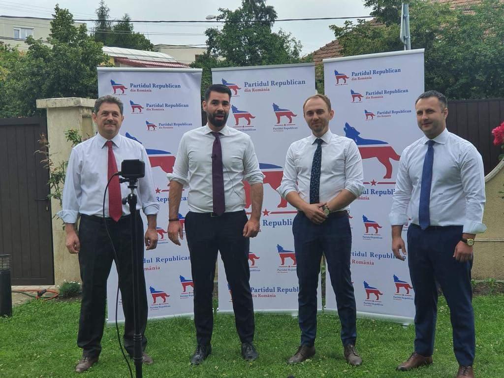 Antreprenorul Radu Lupaș, candidatul Partidului Republican Cluj la Primăria Cluj-Napoca
