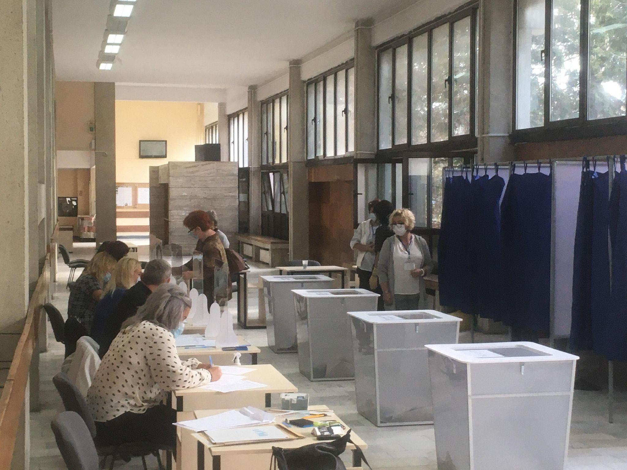 Prezența la vot la ora 18:00 pe Cluj: 28,36%