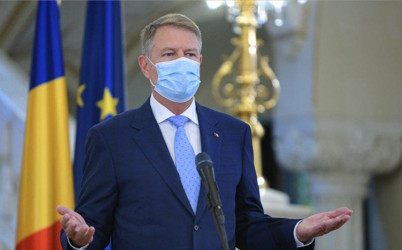 Președintele dă asigurări: România nu va intra în lockdown după alegerile parlamentare