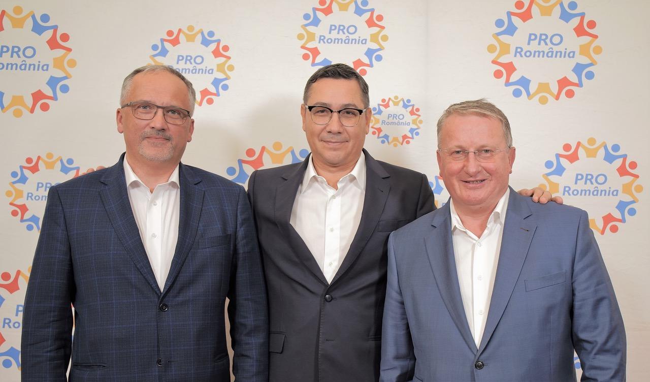 """PRO România Cluj: Ieșirea din criză e prioritatea noastră. Ieșim din criză și apoi construim!"""""""