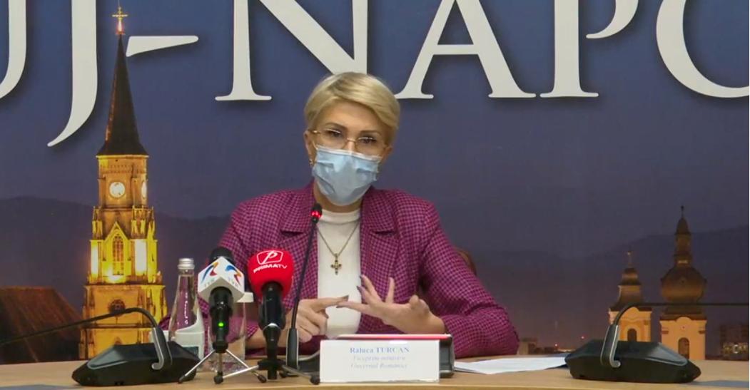 Vicepremierul Turcan anunță o finanțare guvernamentală de 10.5 milioane de euro pentru Institutul Oncologic Cluj