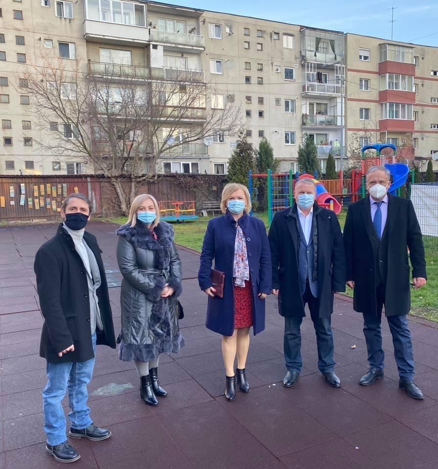 Remus Lăpușan și Adrian Magdaș au votat pentru România și pentru români