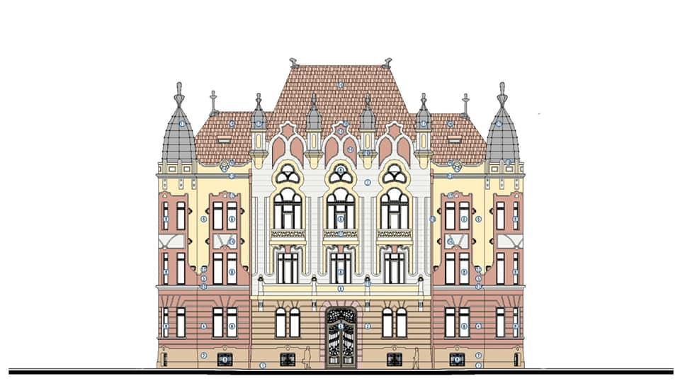 Cât costă modernizarea Palatului Administrativ al Prefecturii?