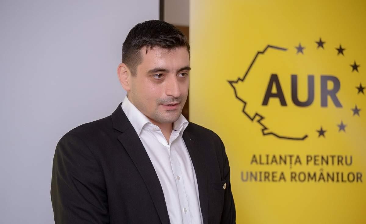 Cine este Alianța AUR, partidul care a devenit marea surpriză a alegerilor