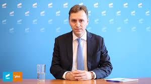 Radu Molnar, USRPLUS Cluj,  a prins post de deputat la redistribuire. E al 4-lea parlamentar la alianței