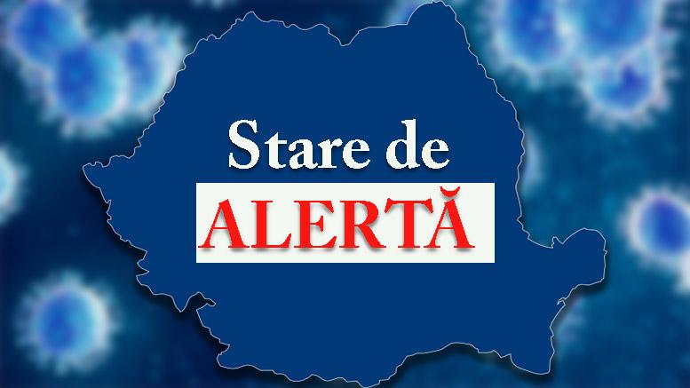Starea de alertă se prelungeşte pe întreg teritoriul României cu încă 30 de zile