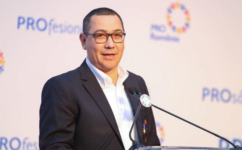 """Ponta: """"Prezenţa foarte mică cred că este un semn de întrebare pentru toţi cei care am candidat azi"""""""