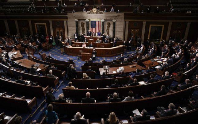 Joe Biden, validat de Congres drept preşedinte al SUA, în ciuda protestelor violente de la Washington