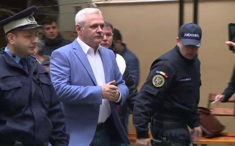 Când ar putea fi eliberat fostul lider PSD, Liviu Dragnea?