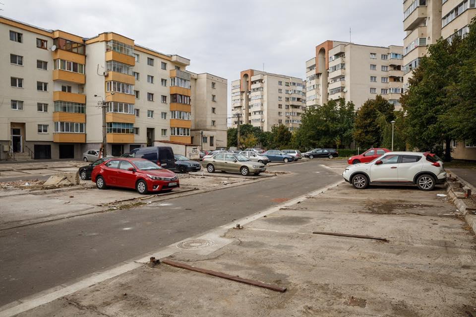MAREA DEMOLARE a garajelor continuă la Cluj în Mănăștur și Între Lacuri