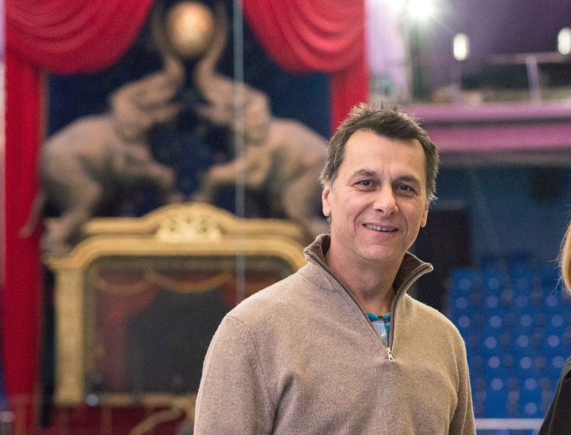 Fost ministru, actorul Bogdan Stanoevici a murit în urma infecției COVID-19