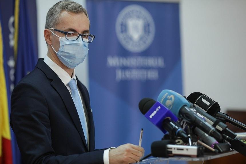Ministrul Justiţiei a transmis procurorului general cererea de urmărire penală formulată de preşedintele Iohannis privindu-l pe fostul ministru al Mediului Costel Alexe