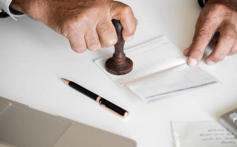AEP elimină ștampila de pe documente, cu o singură excepție