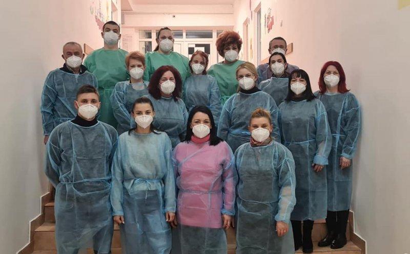 Chinteniul are centru de vaccinare împotriva COVID-19 de astăzi