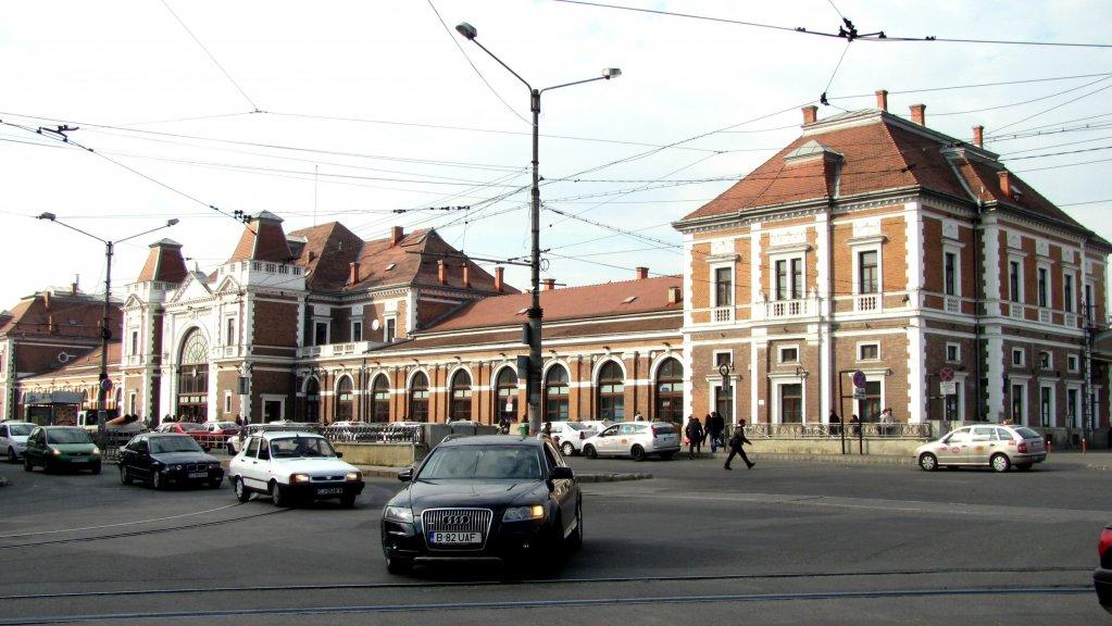 Clujul va avea o nouă legătură rutieră Gară – IRA pe lângă calea ferată, pe str. Câmpul Pâinii