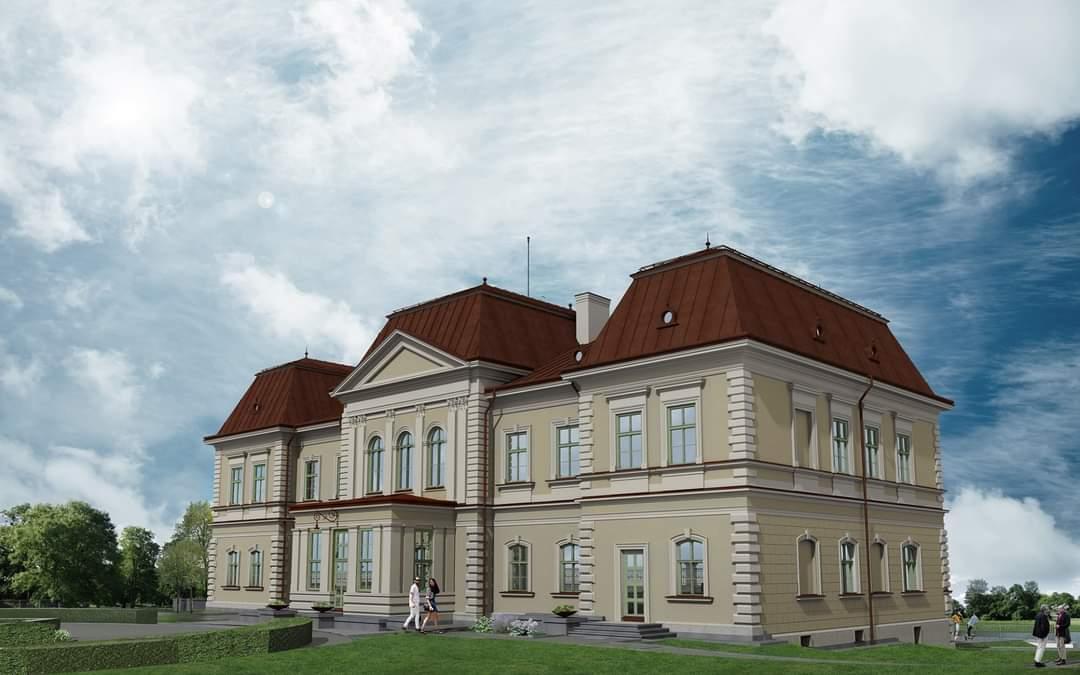 Castelul Banffy din Răscruci va fi reabilitat pe fonduri europene