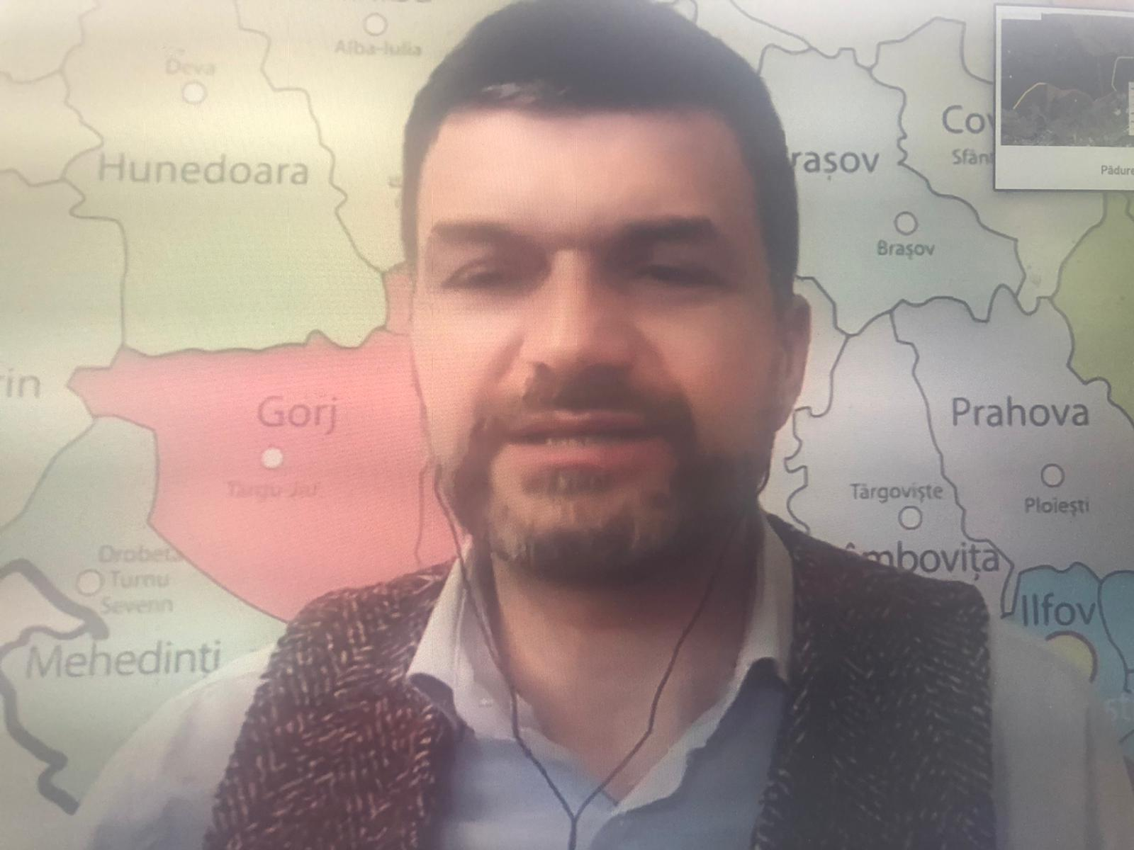 """Octavian Berceanu, șeful Gărzii Naționale de Mediu: """"Trimit Garda de Mediu Cluj în Hoia să verifice situația"""""""