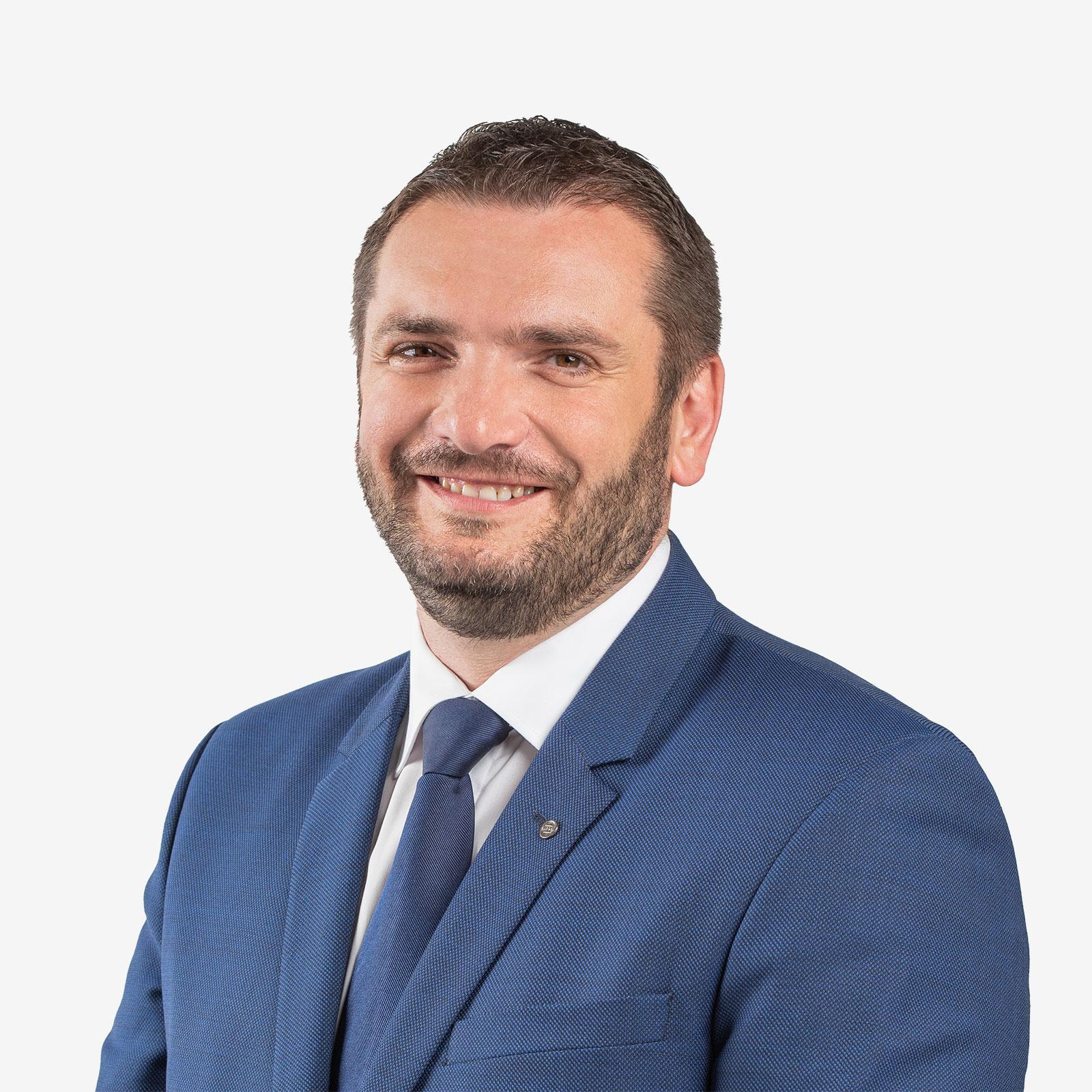 Sergiu Hossu, președinte PLUS Cluj, propus șef al Cancelariei Primului-ministru