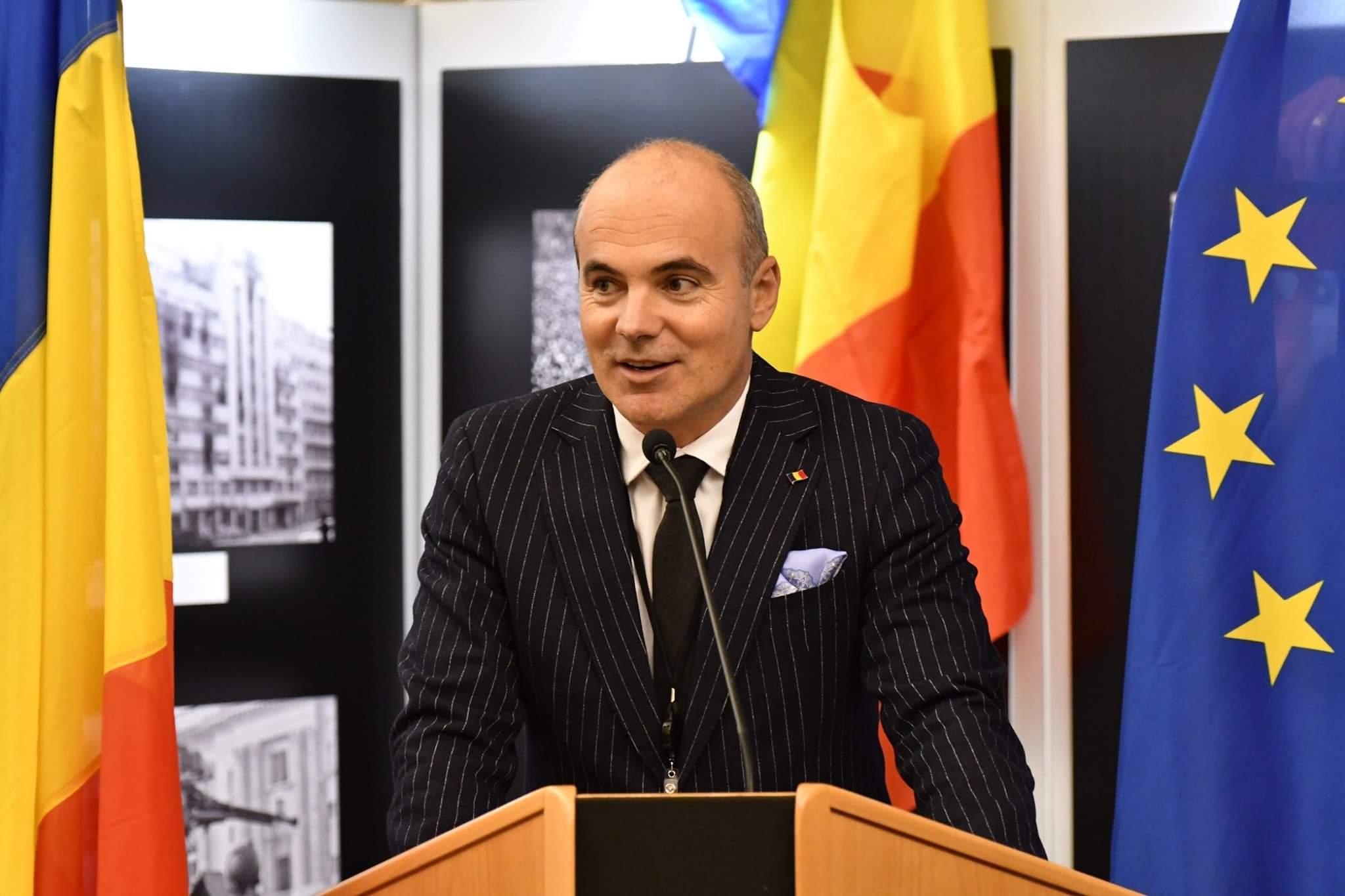 """Rareș Bogdan: """"În România campania de vaccinare este una foarte bună, fiind pe locul trei în Uniunea Europeană (UE)"""""""