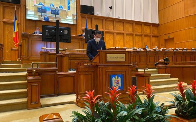 Un deputat clujean îi cere demisia ministrului Vlad Voiculescu